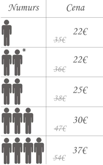 Īpaši draudzīgas cenas nakšnošanai maijā, Veldzes Namā